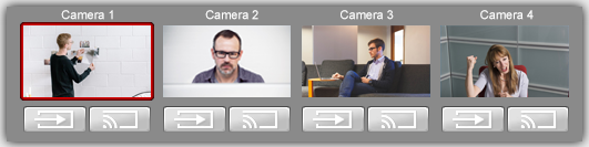 Select Camera Sources